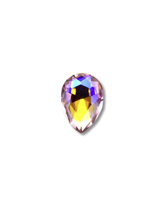 5 Pale Pink mini jewels