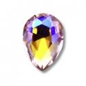 5 Pale Pink drop mini jewels