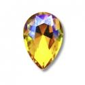 5 Yellow drop mini jewels