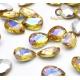 5 Yellow mini jewels