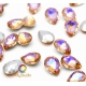 5 Amber mini jewels