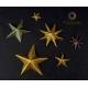 Moule silicone Étoiles
