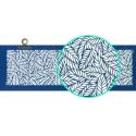 Écran de sérigraphie Moïko Bracelet Luxuriant