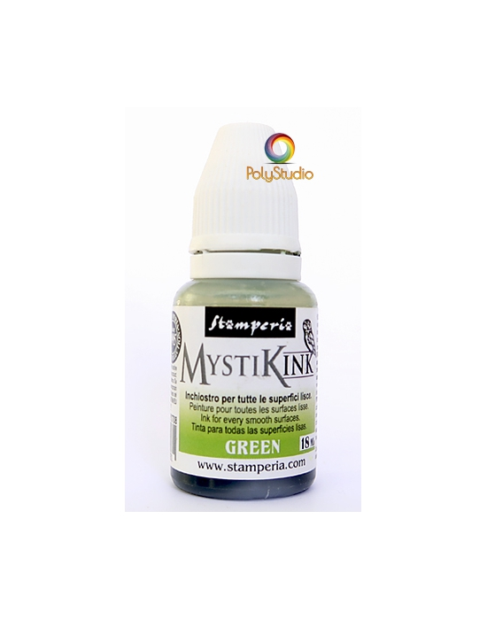 Mystiik Ink 18 ml Green