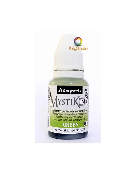 Mystik Ink 18 ml Vert