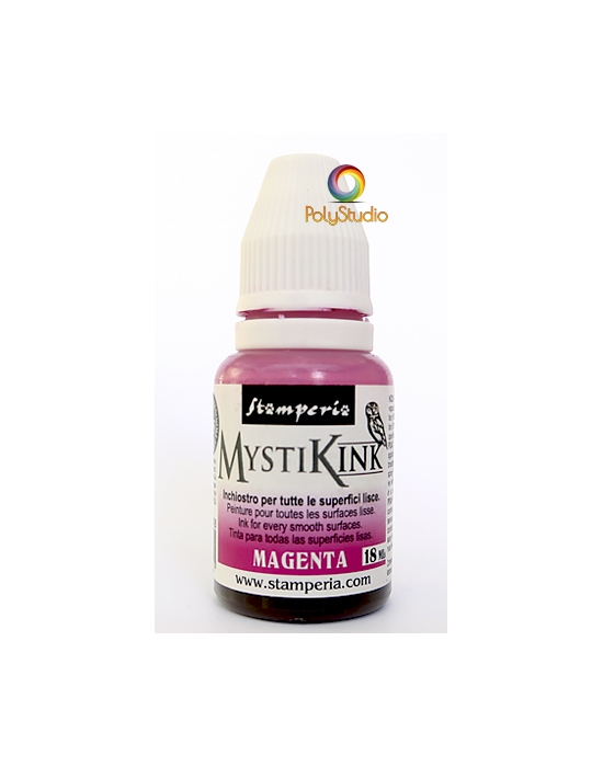 Mystiik Ink 18 ml Magenta