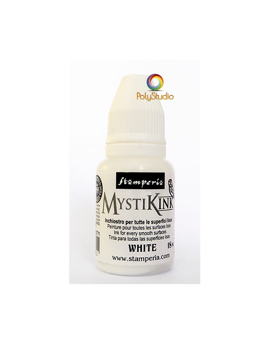 Mystiik Ink 18 ml White