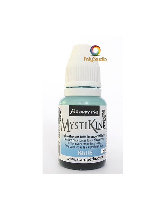 Mystik Ink 18 ml Bleu