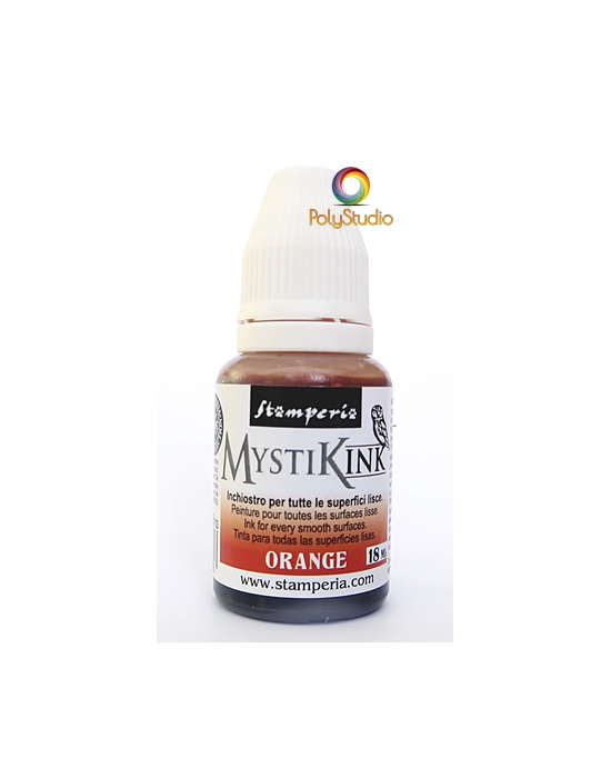 Mystiik Ink 18 ml Orange