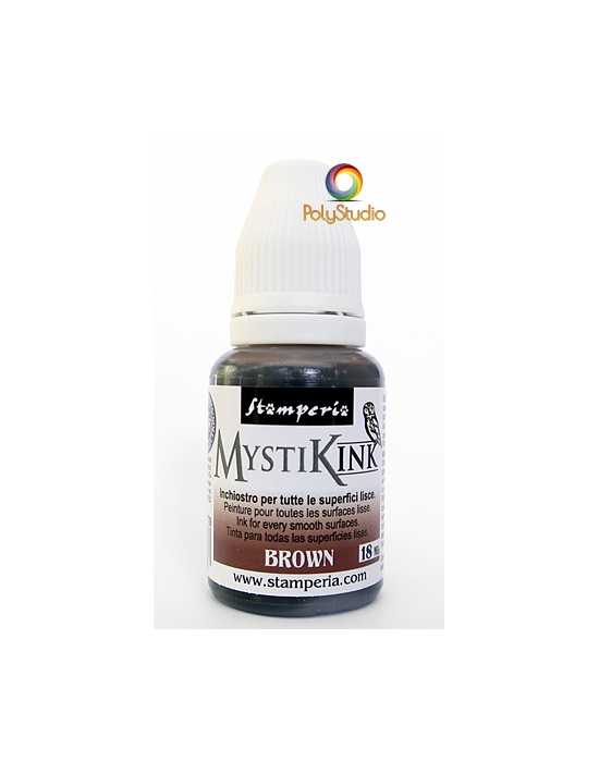 Mystik Ink 18 ml Marron