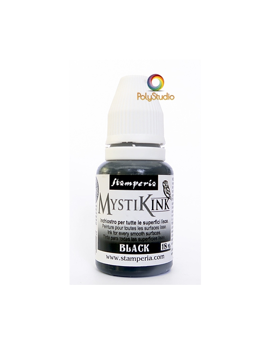 Mystiik Ink 18 ml Black