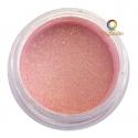 Pearl Ex powder jar Pink Gold