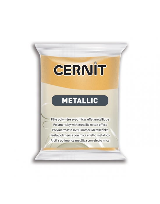 CERNIT Métallique 56 g Or
