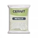 CERNIT Metallic 56 g Or vert