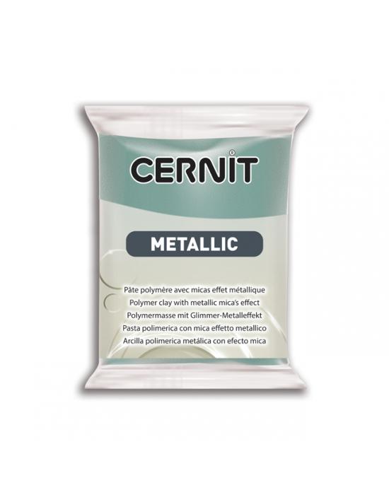 CERNIT Metallic 56 g Or Turquoise