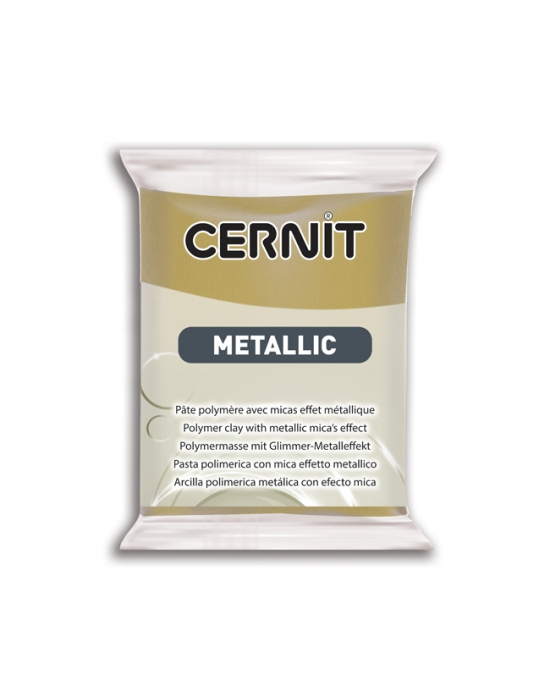 CERNIT Métallique 56 g Or Antique
