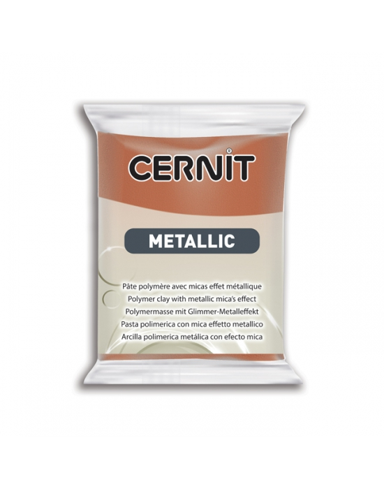 CERNIT Metallic 56 g Bronze