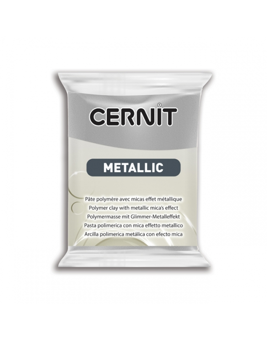 CERNIT Metallic 2 oz Silver