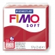 FIMO Soft 57 g 2 oz Christmas Red Nr 2