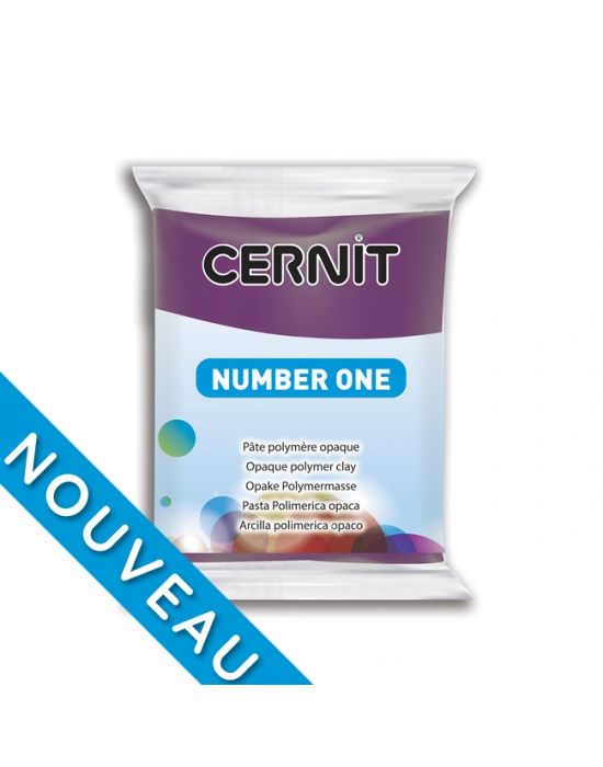 CERNIT Nr One 56 g Pourpre N° 962