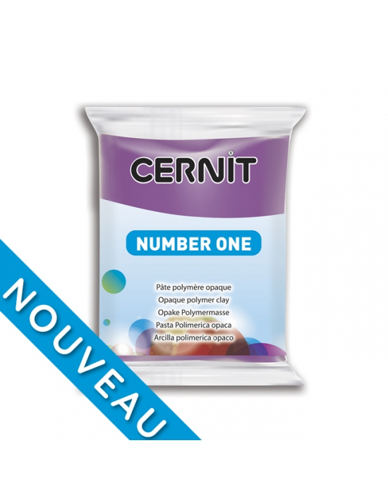 CERNIT Nr One 2 oz Mauve Nr 941