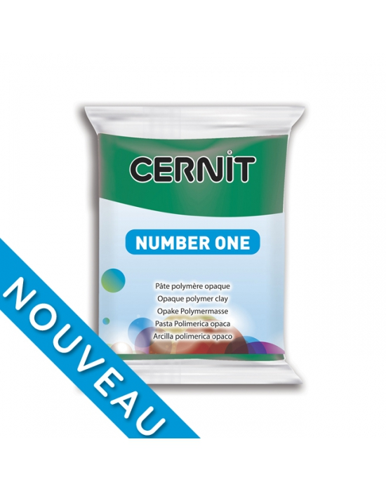 CERNIT Nr One 2 oz Emerald Green Nr 620