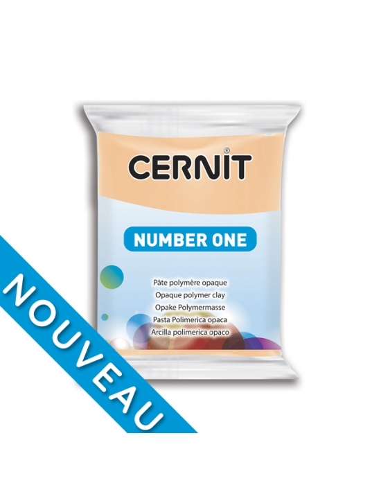 CERNIT Nr One 2 oz Peach Nr 423
