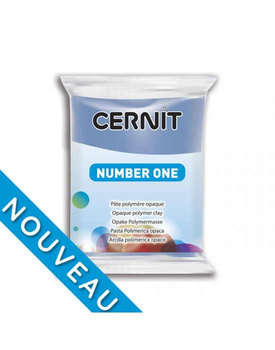 CERNIT Nr One 56 g Pervenche N° 212