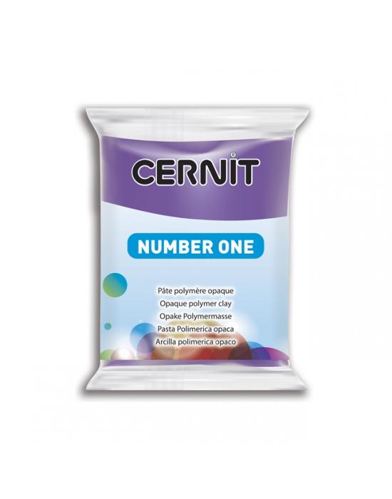 CERNIT Number One - 56 g - Violet - N° 900