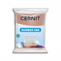 CERNIT Nr One 56 g Taupe N° 812