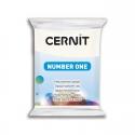 CERNIT Nr One 56 g Blanc opaque N° 27