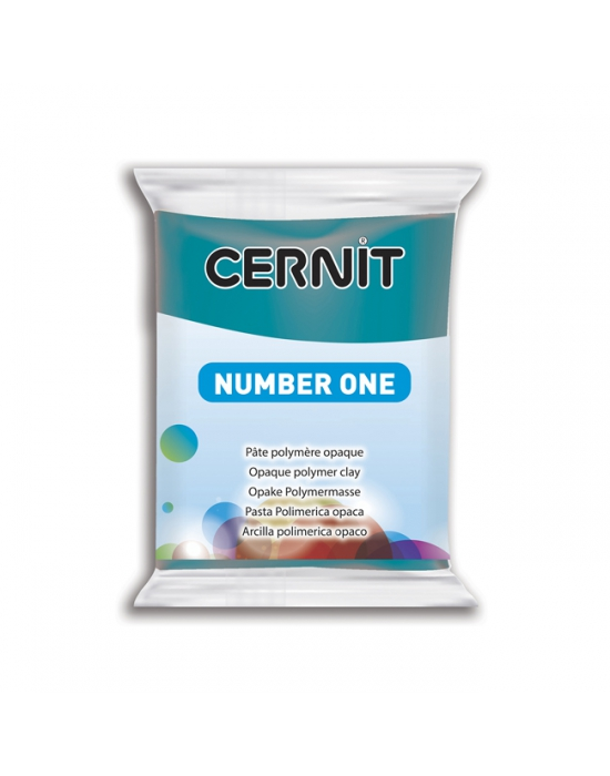CERNIT - Number One - 2 oz - Duck blue - Nr 230