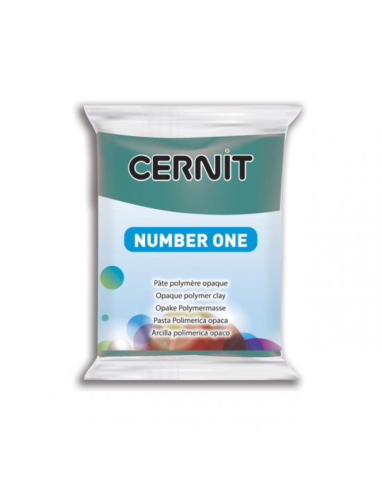 CERNIT - Number One - 2 oz - Pine green - Nr 662