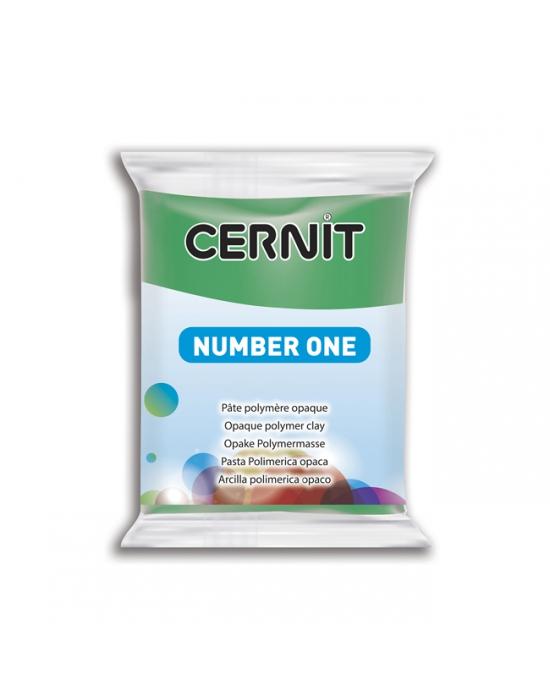 CERNIT Number One - 56 g - Vert - N° 600