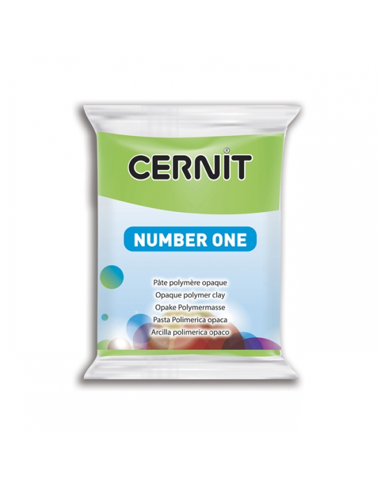 CERNIT Nr One 2 oz Light Green Nr 611