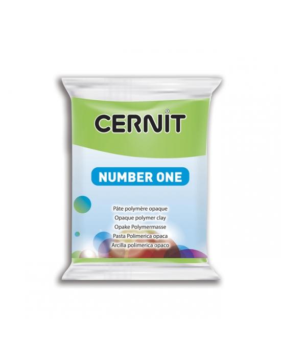 CERNIT Nr One 56 g Vert Clair N° 611