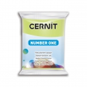 CERNIT Nr One 56 g Vert anis N° 601