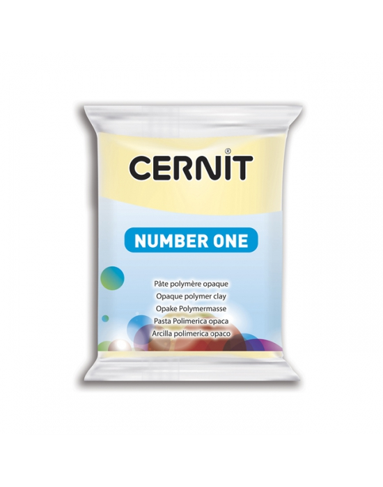 CERNIT Number One - 56 g - Vanille - N° 730