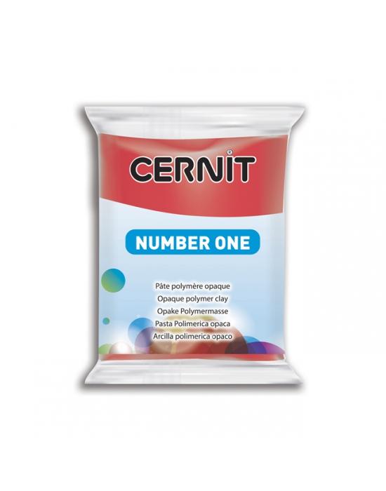 CERNIT Number One - 56 g - Rouge - N° 400