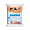 CERNIT Nr One 56 g Orange N° 752