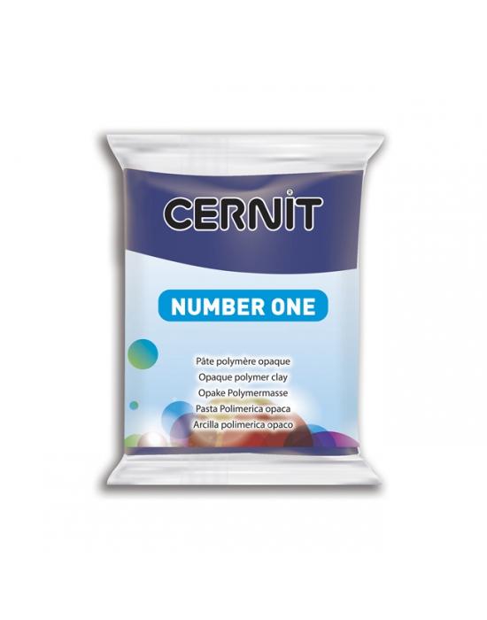 CERNIT Nr One 56 g Bleu marine N° 246
