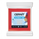 CERNIT Nr One 250 g Rouge N° 400