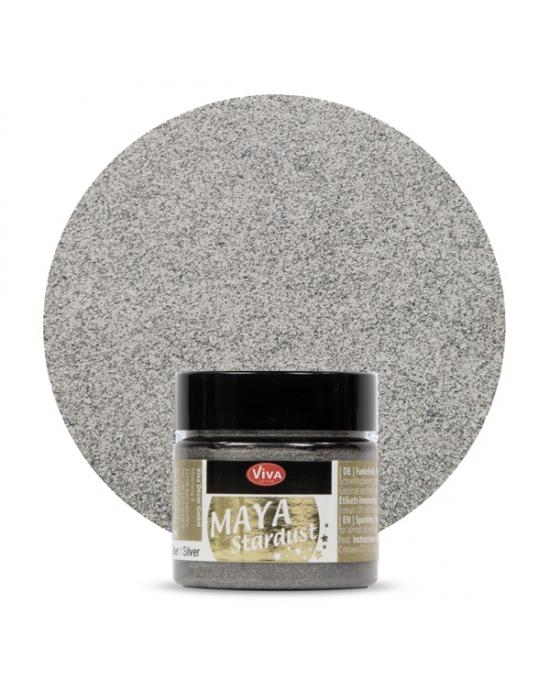 Maya Stardust Silver