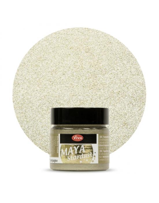 Maya Stardust Champagne
