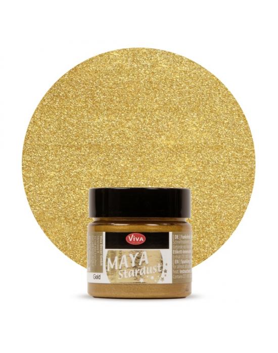 Maya Stardust Gold