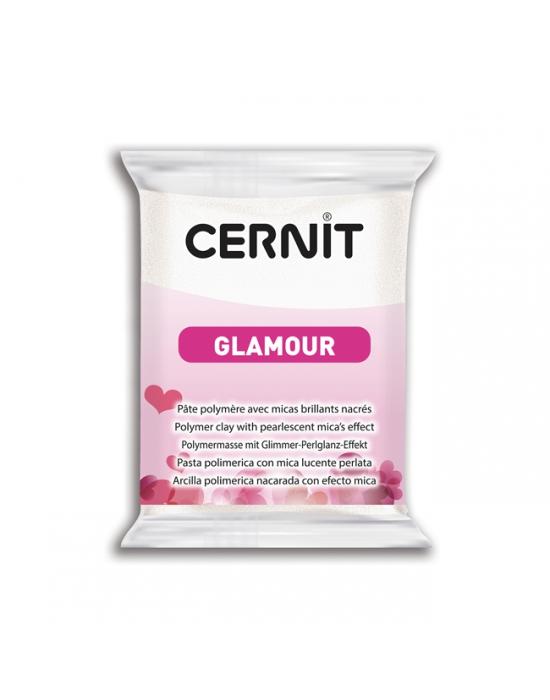 CERNIT Glamour 56 g Blanc N° 10