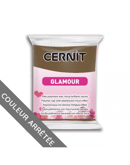 CERNIT Glamour 56 g Bronze N° 58