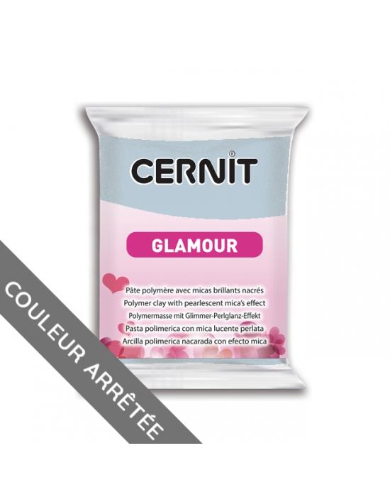 CERNIT Glamour - 56 g - Bleu - N° 200