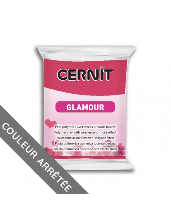 CERNIT Glamour 56 g Carmin N° 420