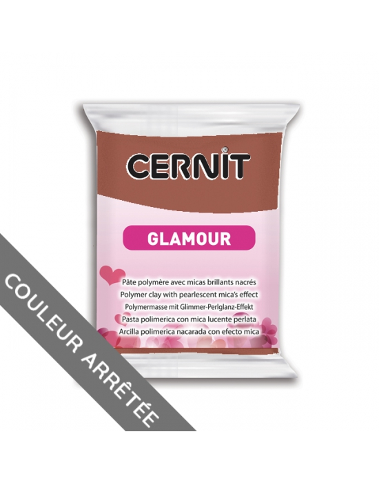 CERNIT - Glamour - 2 oz - Brown - Nr 800